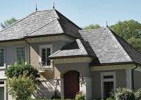 Slate Tile Roofing